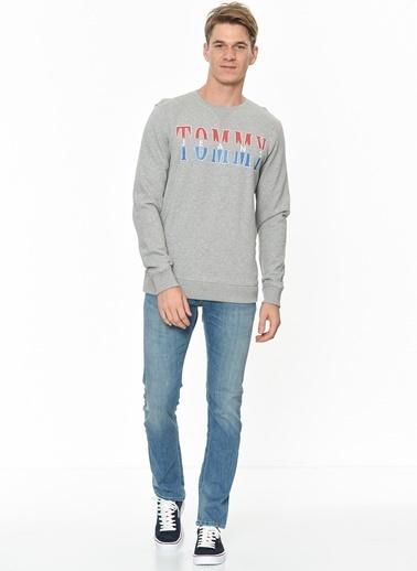Tommy Hilfiger Sweatshirt Gri